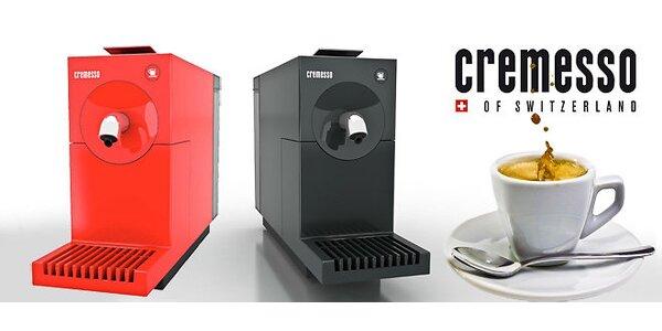 Cremesso Uno - kapsulový kávovar