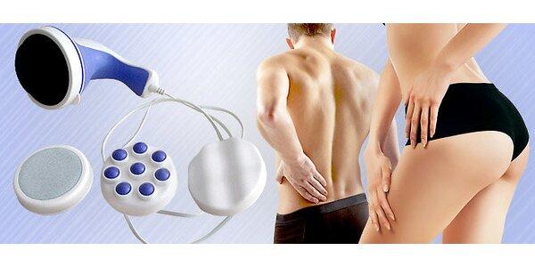 Masážny prístroj na odstránenie tuku a celulitídy