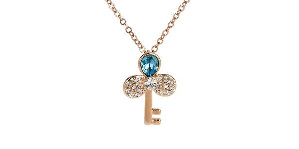 Dámsky náhrdelník s kľúčom Fifi Ange