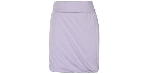 Dámska svetlo fialová sukňa Bench