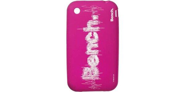 Ružové púzdro na iPhone Bench