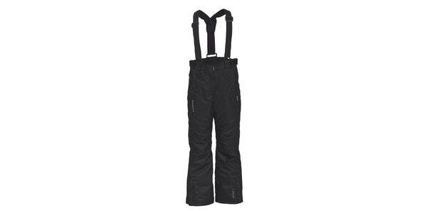Dámske čierne lyžiarske nohavice Envy - predĺžená dĺžka