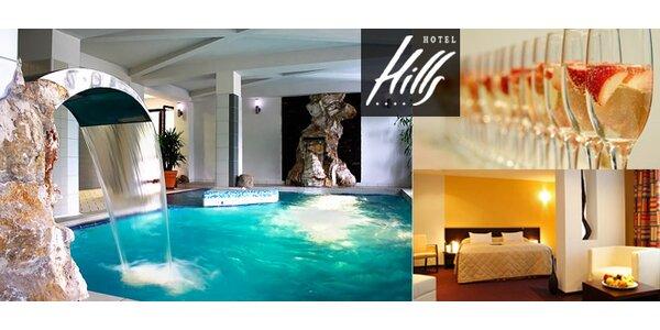 Luxusný wellness pobyt v Hoteli Hills**** vo Vysokých Tatrách