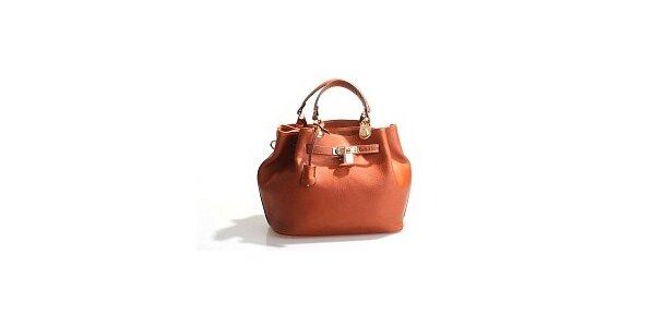 Dámska hnedá kabelka Belle & Bloom