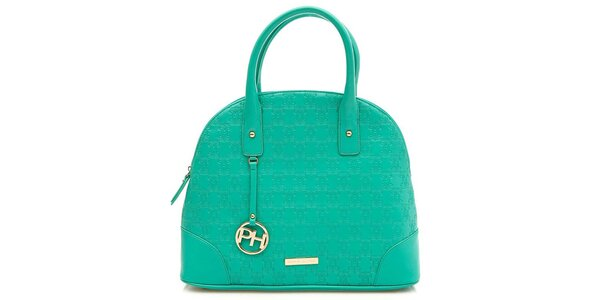 Dámska tyrkysová elegantná kabelka Paris Hilton