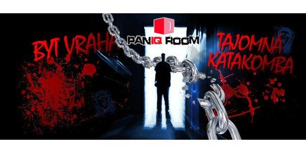 Paniq room - vzrušujúci zážitok