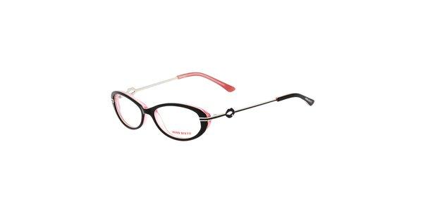 Dámske retro okuliare Miss Sixty