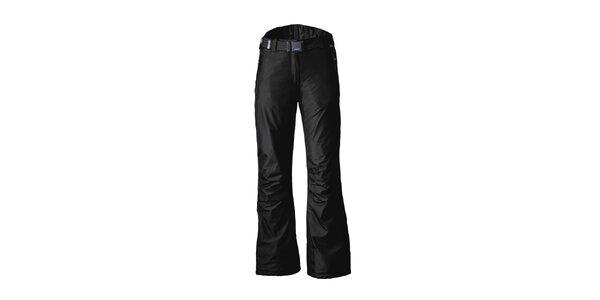 Dámske čierne lyžiarske nohavice Maier