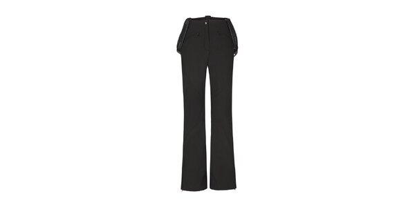 Dámske čierne softshellové nohavice Maier