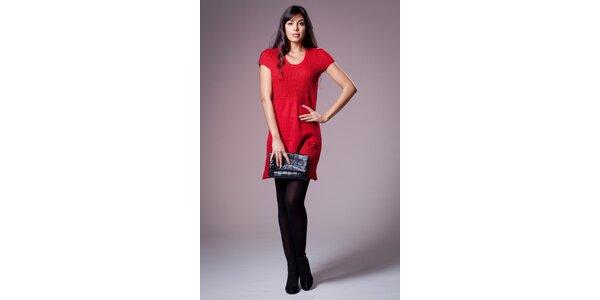 Dámske červené šaty Ada Gatti