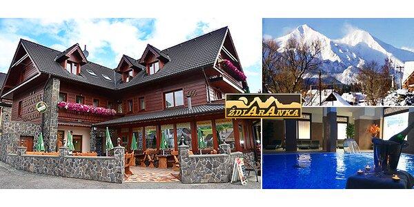 Wellness a ski pobyt v Ždiaranka Spa & Wellness Resort