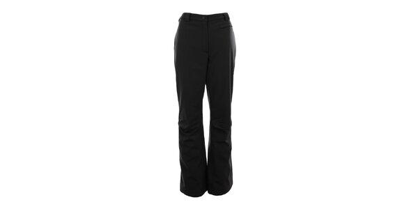 Dámske čierne elastické lyžiarske nohavice Northland Professional