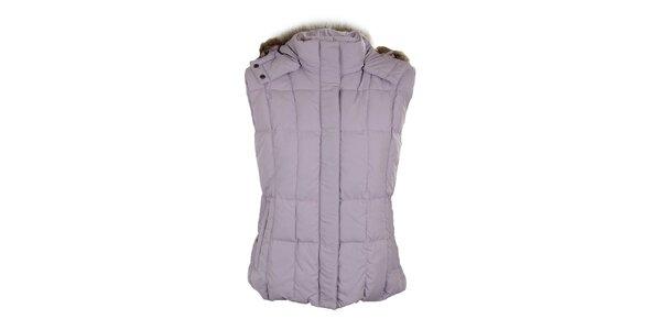 Dámska fialová prešívaná vesta Northland Professional
