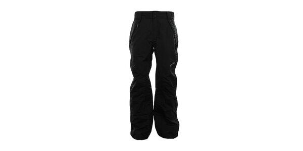 Pánske čierne lyžiarske nohavice Northland Professional