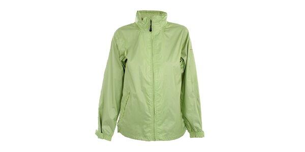 Dámska svetlo zelená nepremokavá bunda Northland Professional