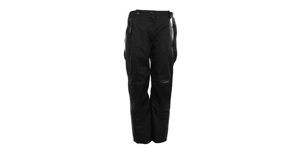 Dámske čierne lyžiarske nohavice Northland Professional