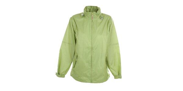 Dámska zelená nepremokavá bunda Northland Professional