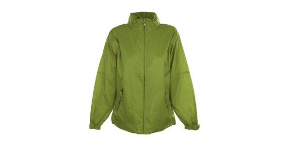 Pánska ľahká žltozelená bunda do dažďa Northland Professional