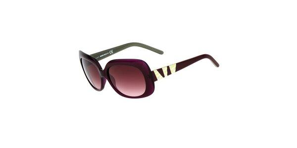 Dámske fialové slnečné okuliare Miss Sixty