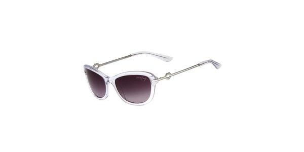 Dámske transparentné slnečné okuliare Miss Sixty