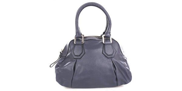 Dámska fialová kožená kabelka Gianfranco Ferré
