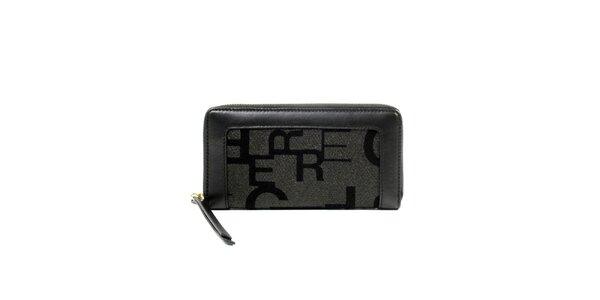 Dámska podlhovastá peňaženka s písmenkami Gianfranco Ferré