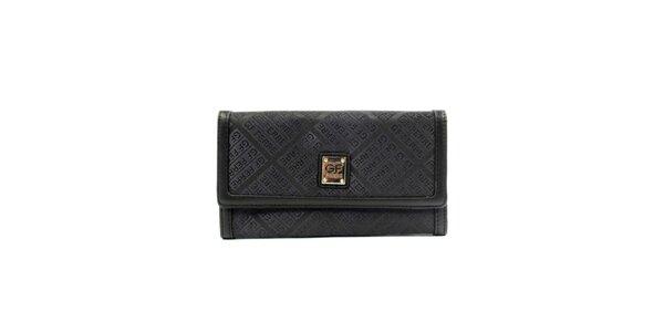 Dámska šedo-čierna peňaženka Gianfranco Ferré