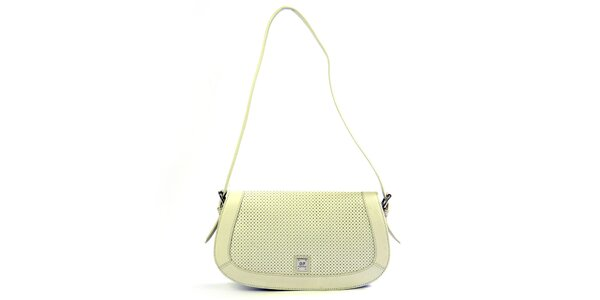 Dámska biela kabelka cez rameno Gianfranco Ferré