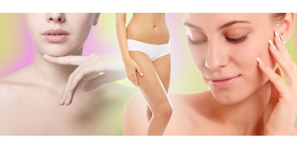Iba 2 Eur za kolagénovú prístrojovú terapiu celého tela a vyhlaďte svoje vrásky…