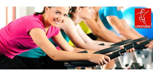 Fitness balíček (4 vstupy na rôzne cvičenia) - vyformované krivky už toto leto