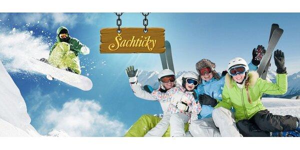 3 hodinový skipas v lyžiarskom stredisku Šachtičky!