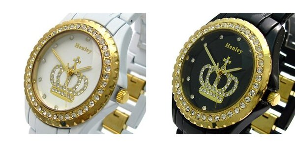 Elegantné dámske hodinky Henley