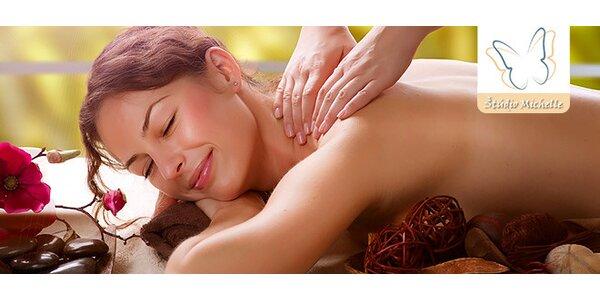 Blahodarná masáž podľa výberu