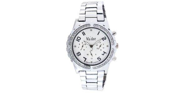 Dámske športovo-elegantné hodinky Ma´dor