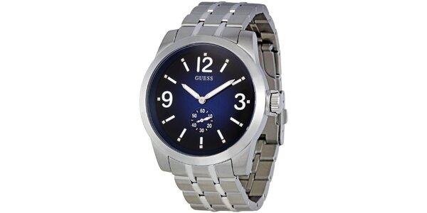 Pánske športové oceľové hodinky Guess
