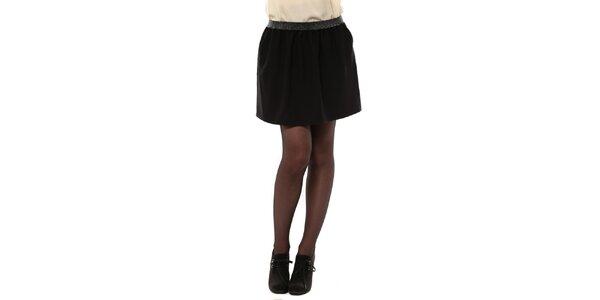 Dámska čierna sukňa do pása My Little Poesy