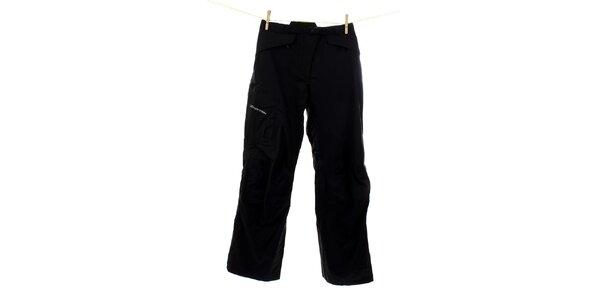 Dámske antracitové membránové nohavice Hannah