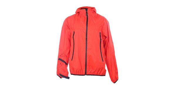 Pánska žiarivo červená bunda Hannah