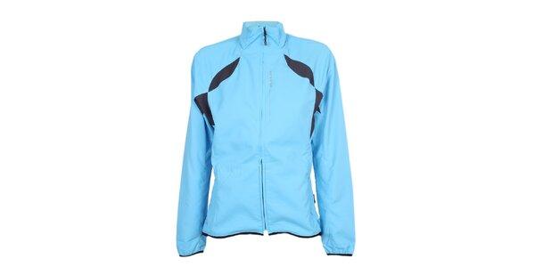 Dámska modrá športová bunda Hannah