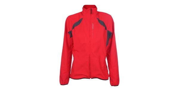 Dámska červená športová bunda Hannah