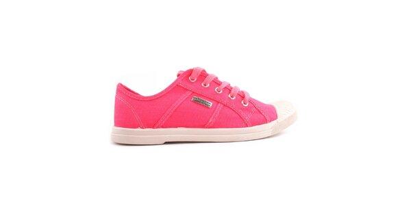 Dámske ružové tenisky Les tropeziennes