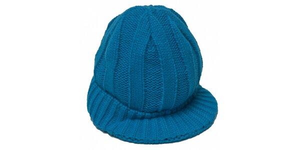 Dámska modrá čapica Fudango so šiltom