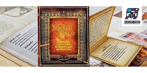Autentický cestopis Marco Polo