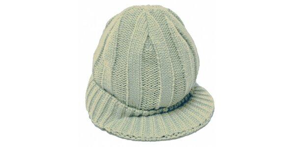 Dámska zelená čapica Fundango so šiltom