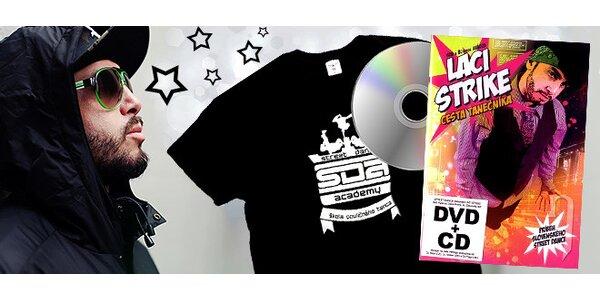 Limitovaná edícia: tričká SDA+DVD a CD