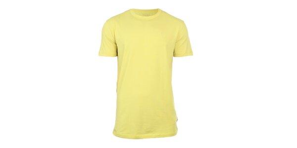 Pánske žlté tričko Pietro Filipi
