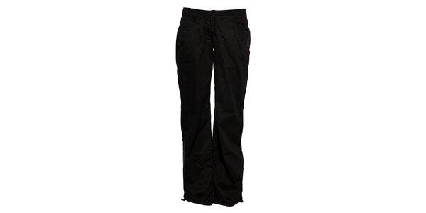 Dámske čierne športové nohavice Loap