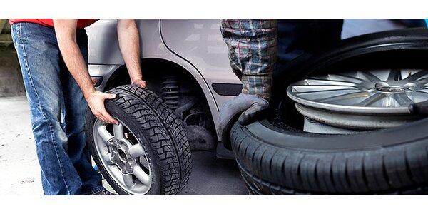 Jarné prezutie vášho automobilu