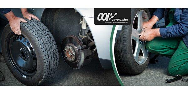 Letné prezutie alebo výmena pneumatík