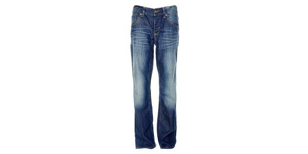 Pánske modré džínsy Tommy Hilfiger